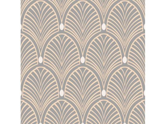 papier peint adh sif sur mesure motifs art d co mod le gatsby. Black Bedroom Furniture Sets. Home Design Ideas