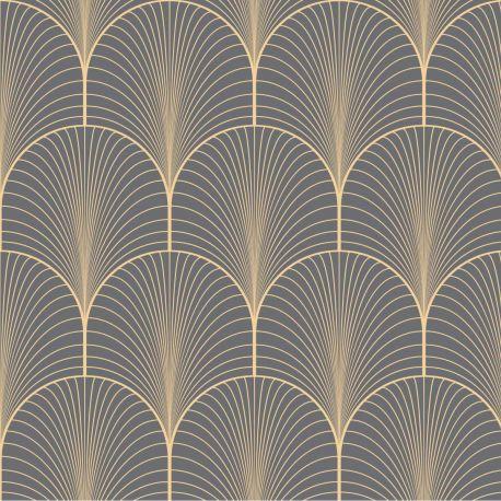 papier peint adh sif sur mesure motifs art d co mod le klimt. Black Bedroom Furniture Sets. Home Design Ideas